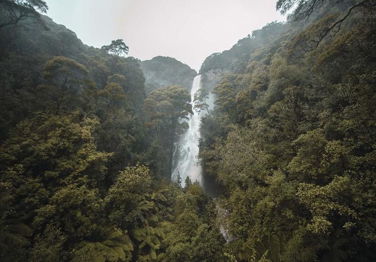 Montezuma Falls, Tasmania