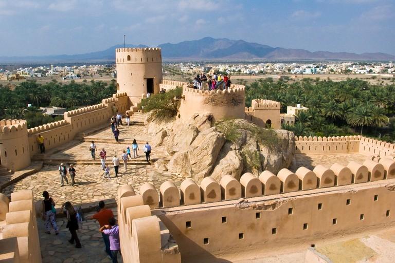 Oman, Nakhal fort