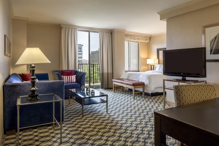 One Washington Circle Hotel, Washington