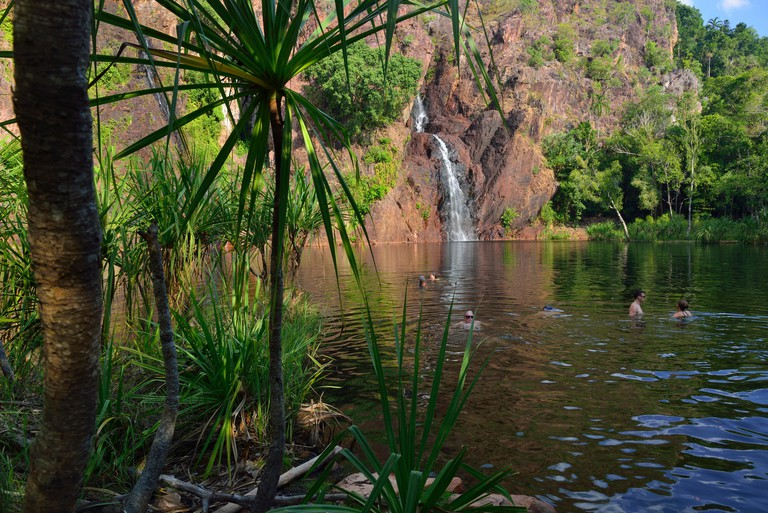 Wangi Falls, Litchfield National Park, Northern Territory, Australia