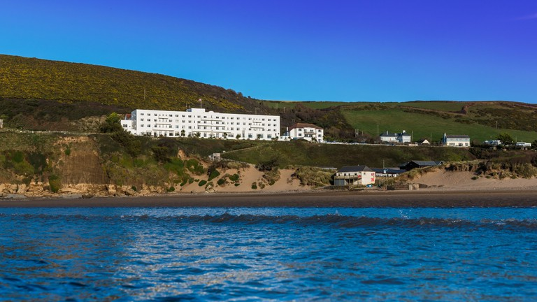 Saunton Sands Hotel Source Spa and Wellness, Devon
