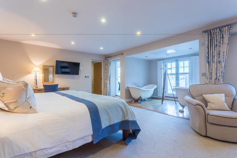 South Sands Hotel, Devon
