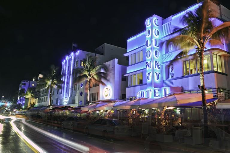 The Colony Hotel, Miami