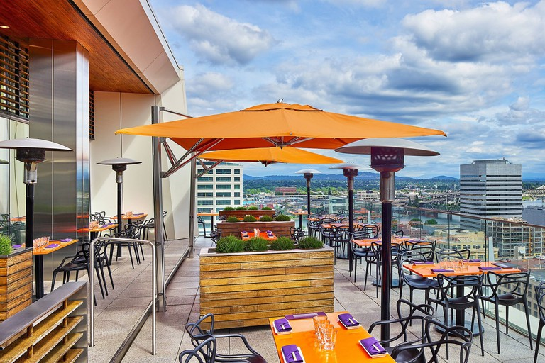 The Nines, a Luxury Collection Hotel, Portland, Oregon