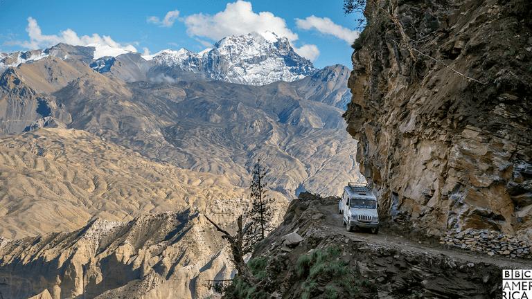 Top Gear 2019 Xmas Special, Nepal