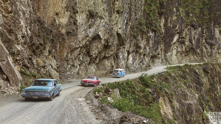 Top Gear Series 28 Ep 3 - Peru