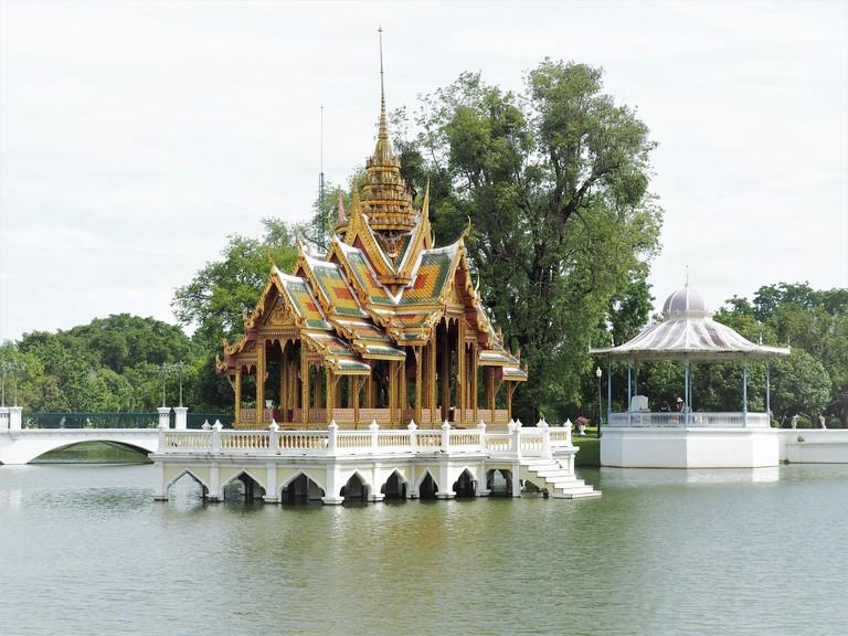 Bang Pa In palace Ayutthaya, Thailand