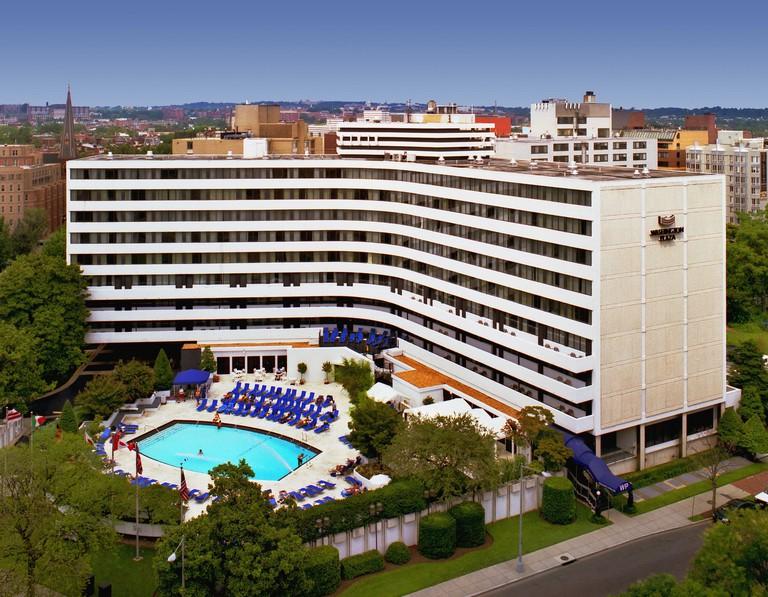 Washington Plaza Hotel, Washington