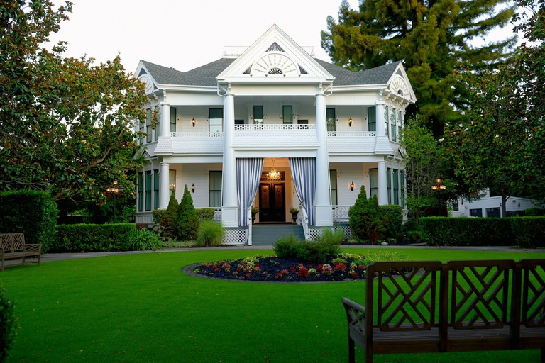 White House - Napa Valley Inn, California