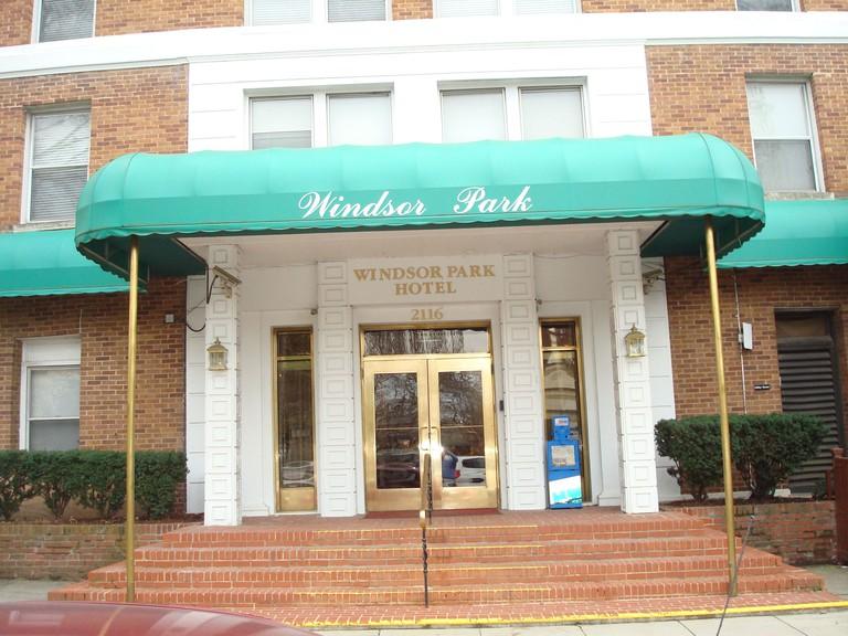 Windsor Park Hotel, Washington