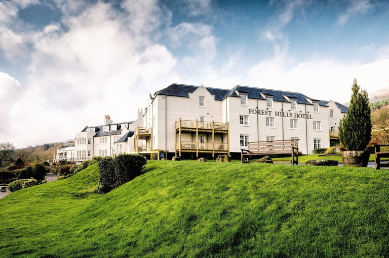 Macdonald Forest Hills Hotel & Spa, Stirling