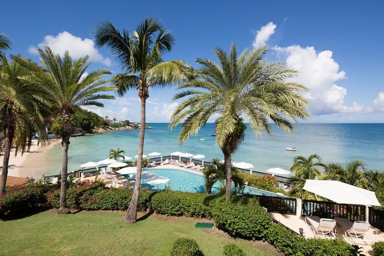 Blue Waters Resort and Spa, St. John's, Antigua