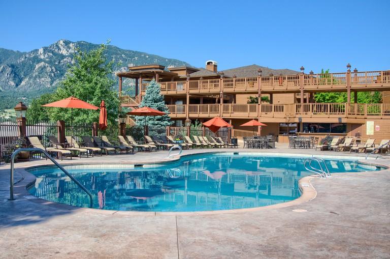 Cheyenne Mountain Colorado Springs