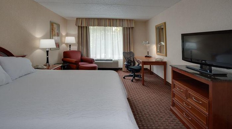Cleveland Hilton Garden Inn Airport Hotel