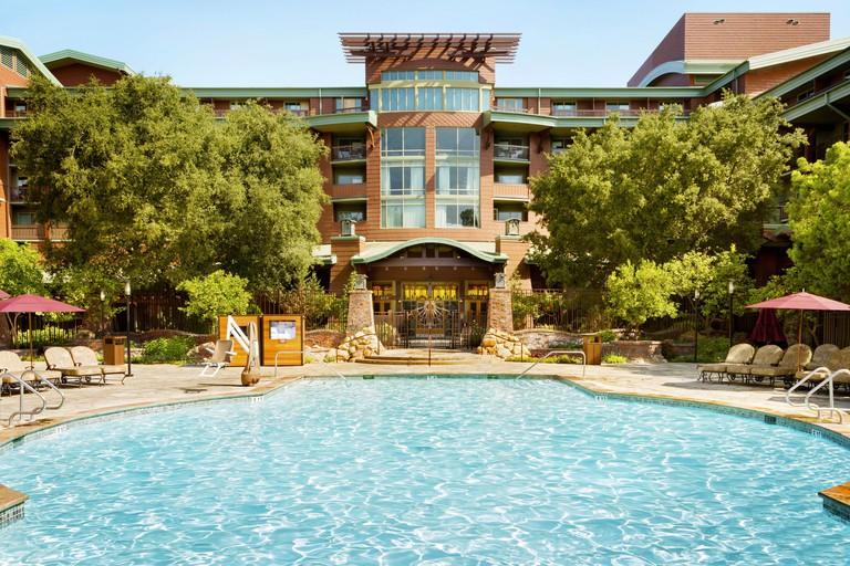 Disney's Grand Californian Hotel