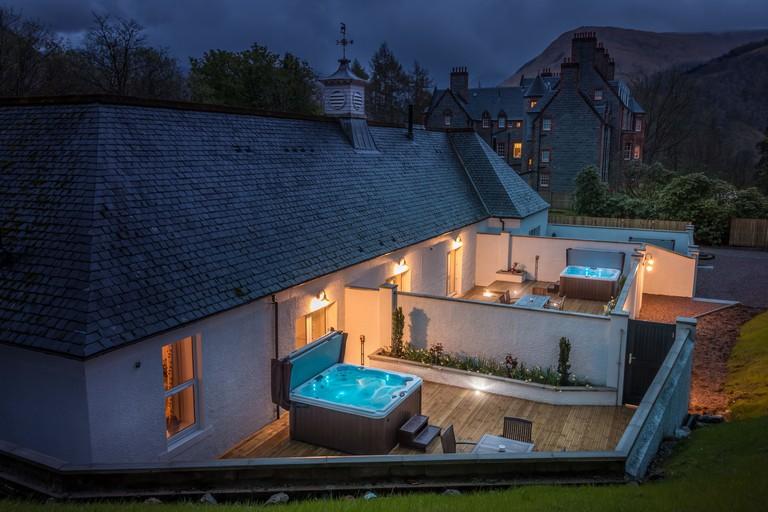 Glencoe House, Highlands