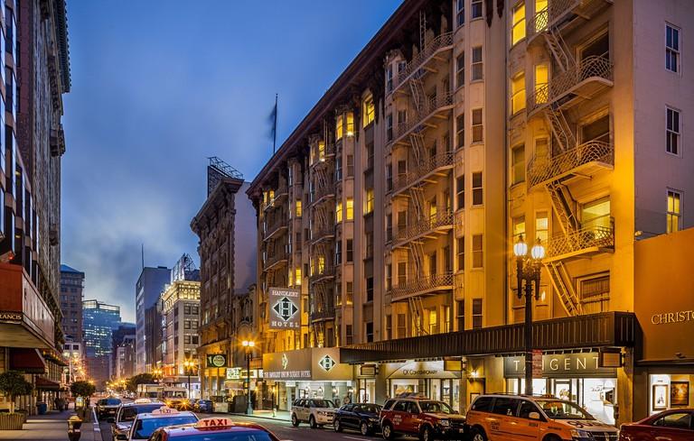 Handlery Hotel, Union Square
