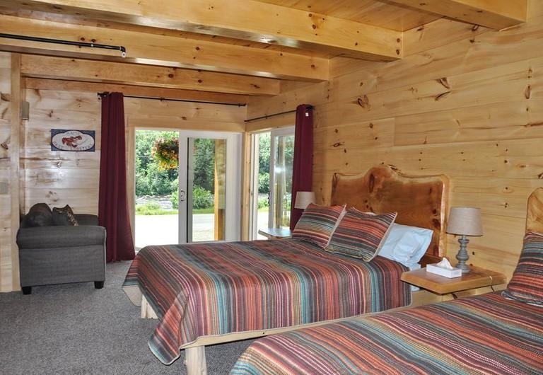 Hawk's Nest Lodge