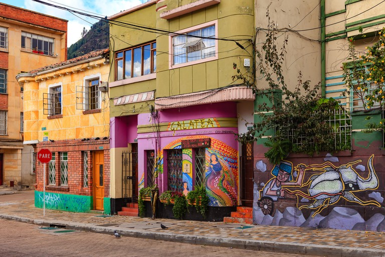 La Candelaria, Bogotá