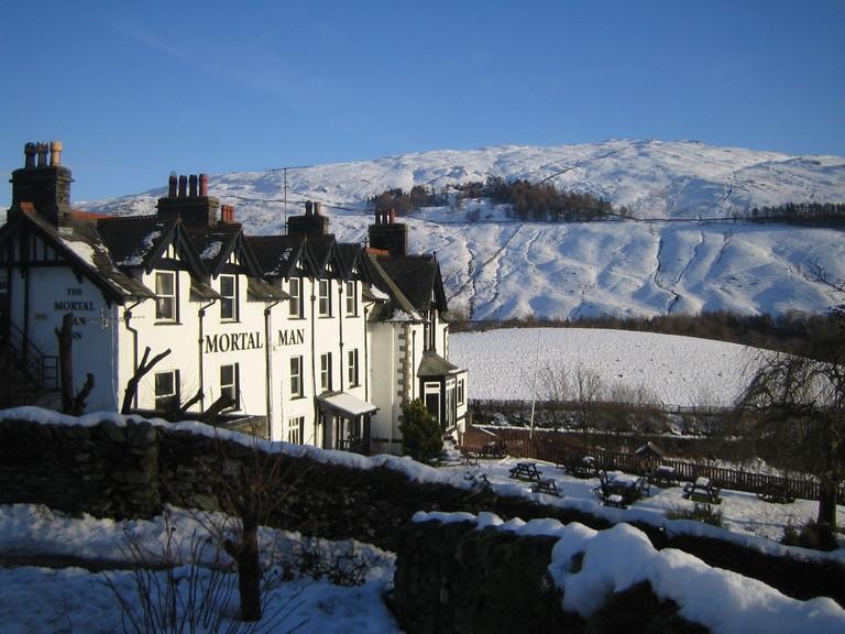 MOrtal Man Inn