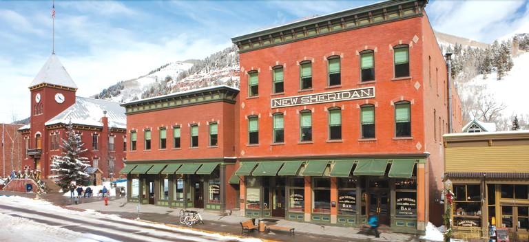 New Sheridan Hotel