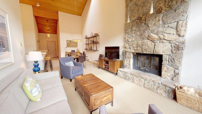 Snowmass Mountain Club Villa