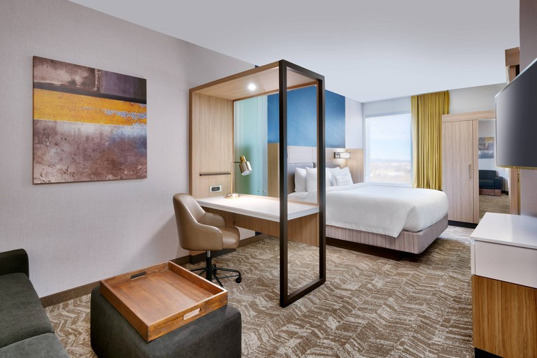 SpringHill Suites by Marriot Colorado Springs North:Air Force Academy