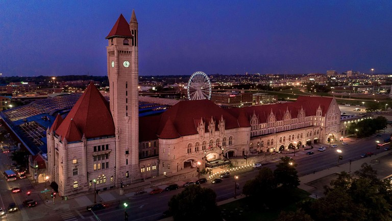 St Louis Union Station Hotel, Curio Collection by Hilton