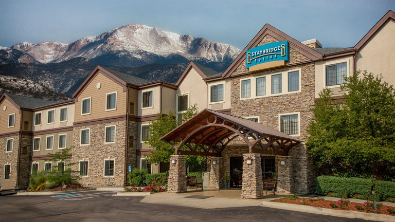 Staybridge Suites Co Springs-Air Force Academy, Colorado Springs, CO