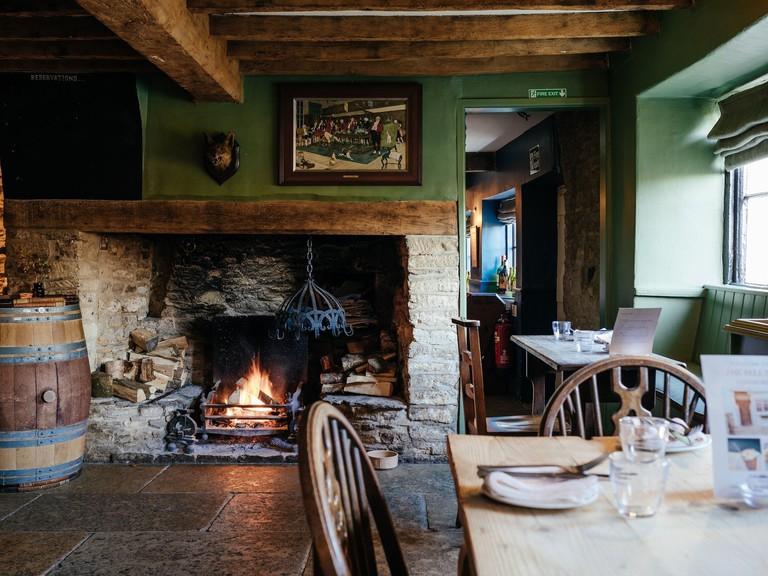 The Bell Inn Langford
