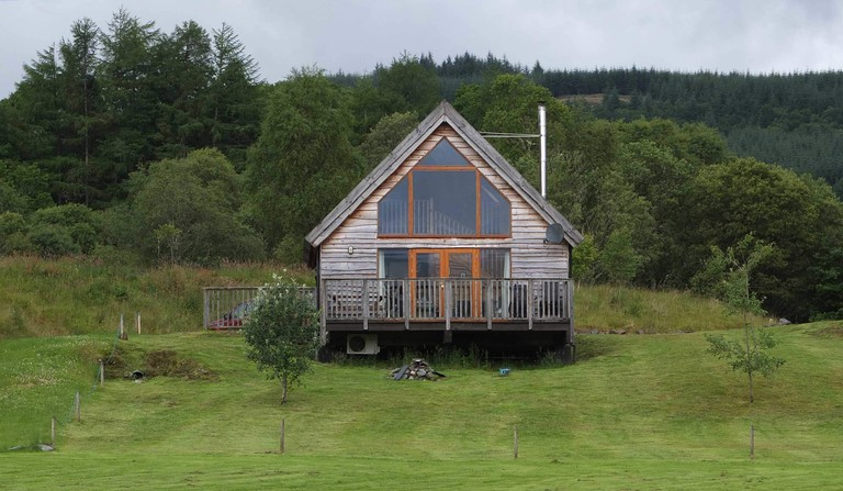 The Cabins, Loch Awe