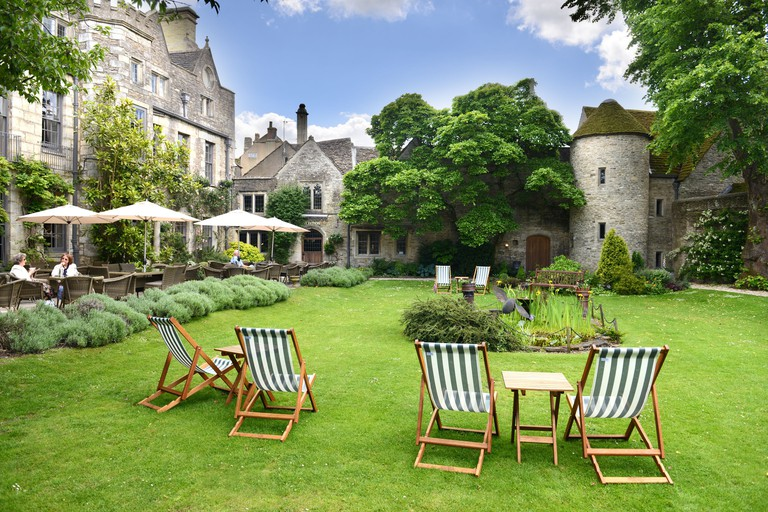 The Close Hotel, Tetbury, Cotswolds