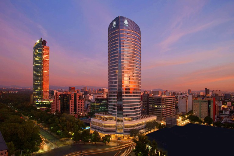 The St. Regis Hotel, Mexico City