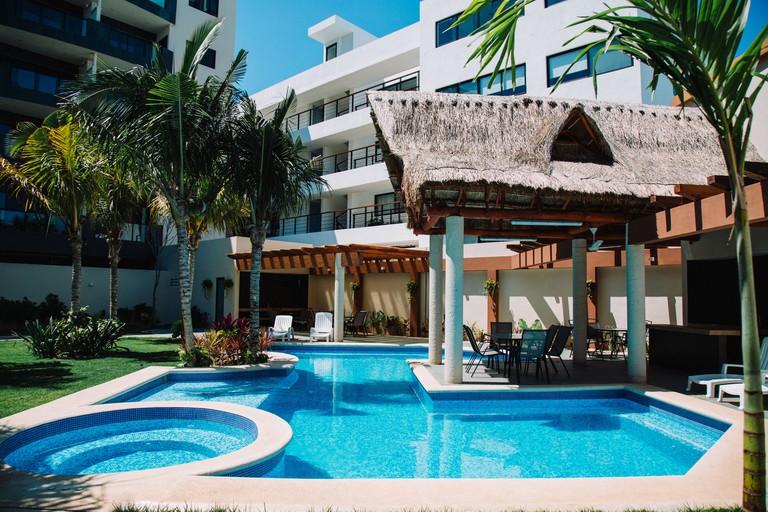 Tres Soles Apartments, Cancun