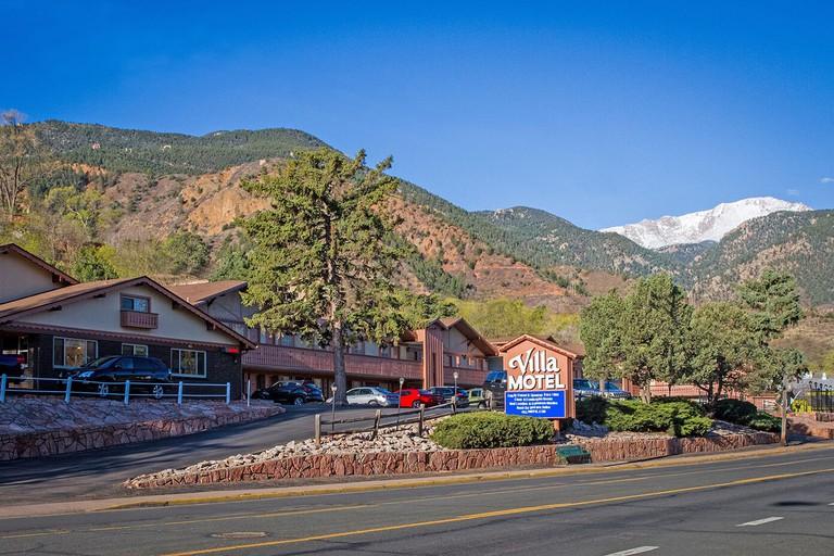 Villa Motel at Manitou Springs