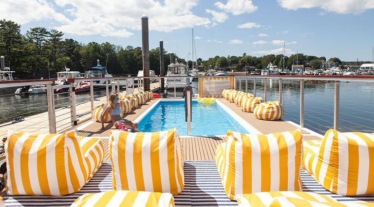 Yachtsman Hotel & Marina Club