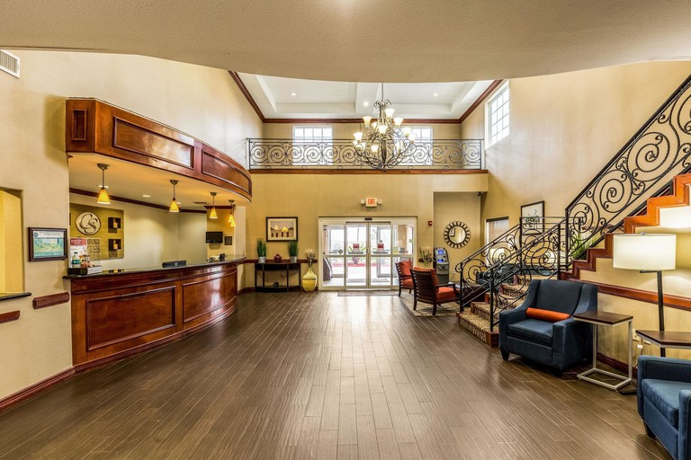 Comfort Suites Galveston