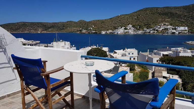 Amorgos Blue – Pension The Big Blue