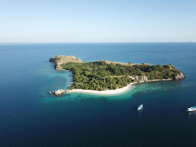 Angel Island Resort, Indonesia