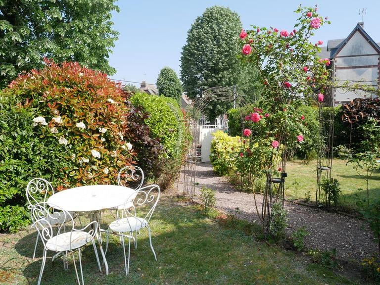 Appartement Jardin Rouen