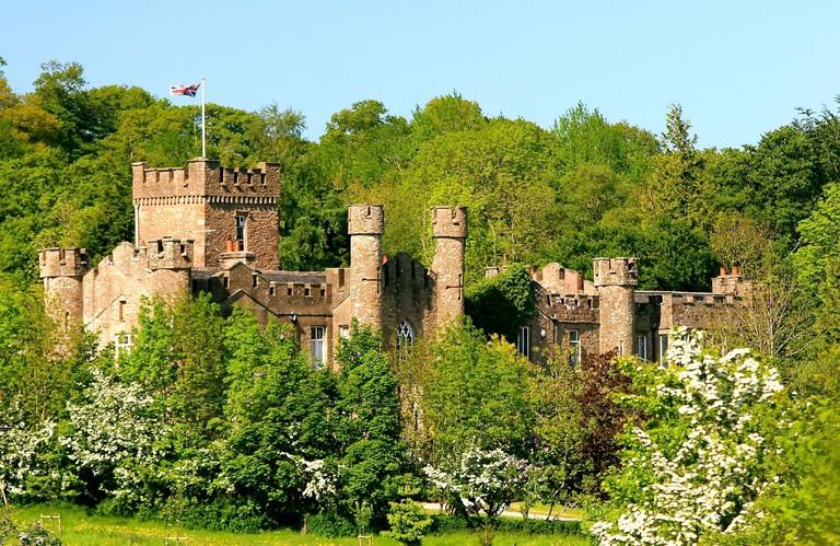 Augill Castle - Cumbria