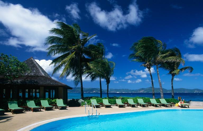 Peter Island Beach Resort British Virgin Islands Caribbean