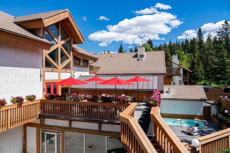 Banff Rocky Mountain Resort, Banff