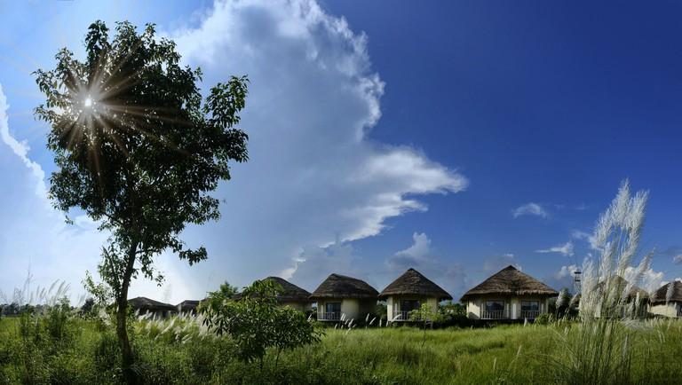 Barahi Jungle Lodge, Chitwan National Park