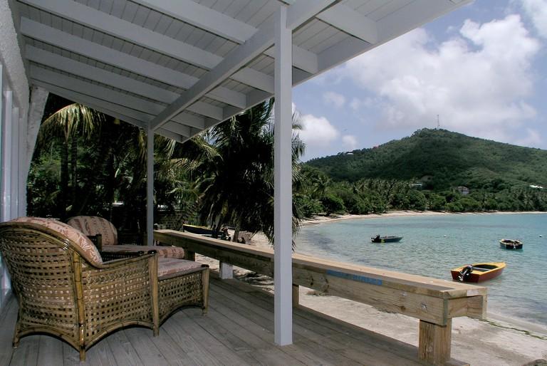 Beachfront Villa Hotel