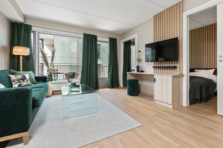 Bjørvika Apartments Oslo