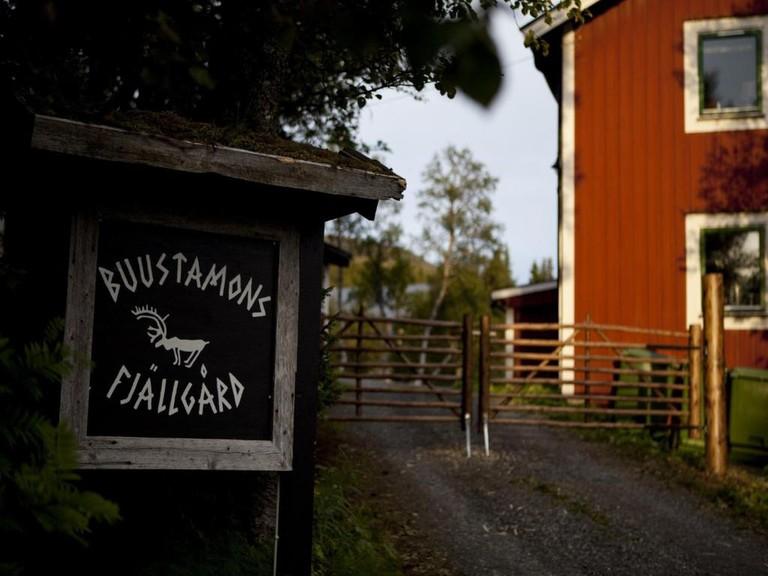 Buustamons Fjällgård