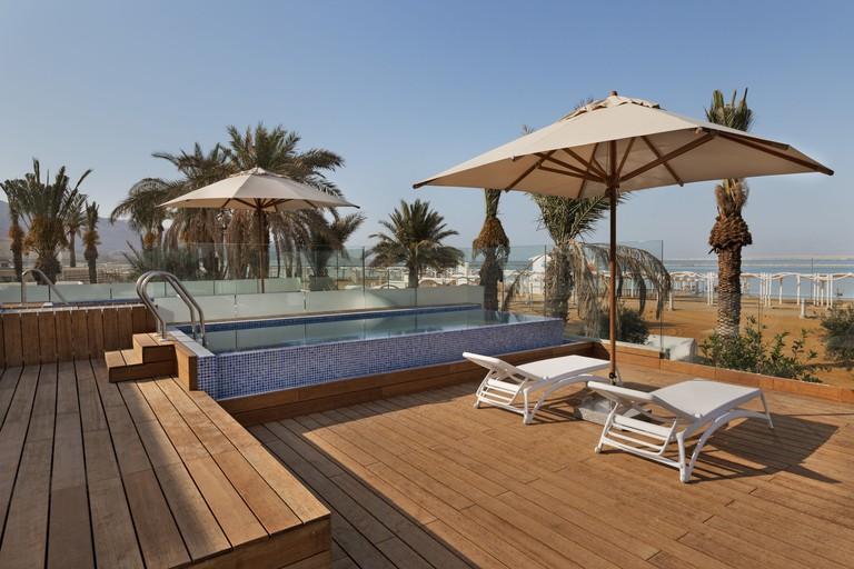 Milos Dead Sea, Israel