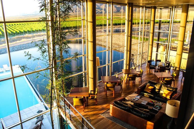 Casa de Uco Vineyards & Wine Hotel