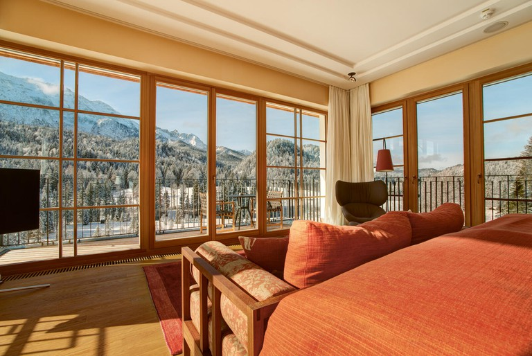 Schloss Elmau Luxury Spa Retreat